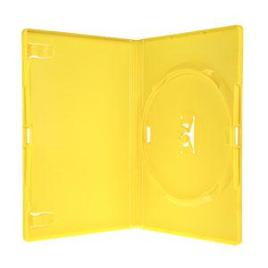 Amaray DVD Hülle Gelb