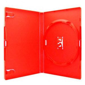 Amaray DVD Hülle Rot