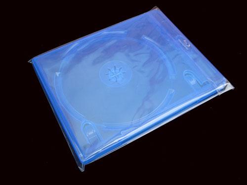 100 Schutzhüllen für bluray 11 mm