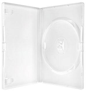 Amaray DVD Hülle Weiß