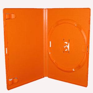 Amaray DVD Hülle Orange