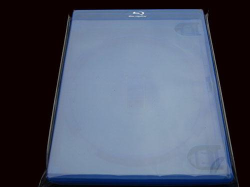 100 Schutzhüllen für bluray 15 mm