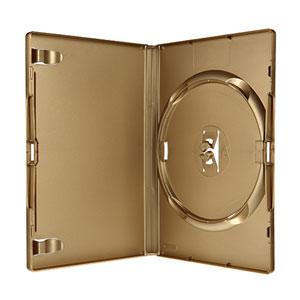 Amaray DVD Hülle Gold