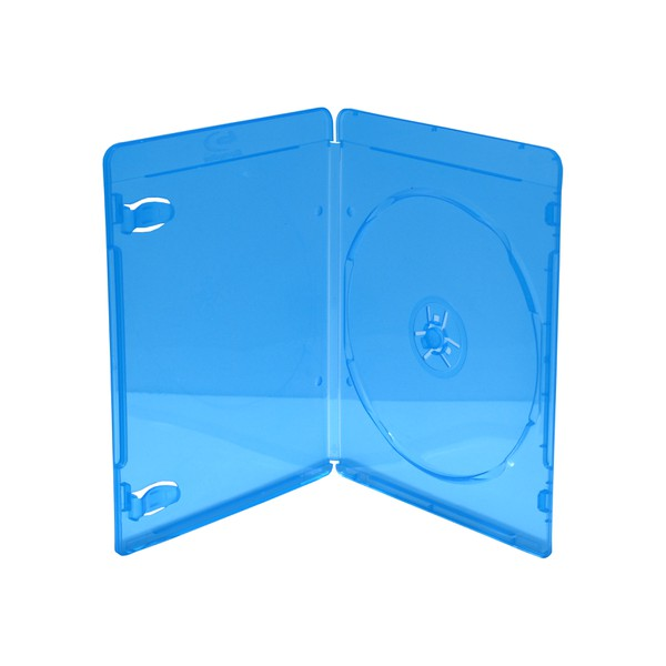 Blu Ray Hüllen Slim für 1 Disc 170x135x7 mm