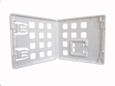 Nintendo 3DS Hülle Weiß mit Logo