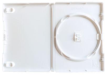 Amaray Wii Hülle Weiß mit Nintendo Logo