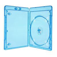 Amaray Bluray Hülle 11 mm für 1 Disc