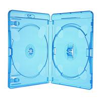 Amaray Blu-Ray-Hülle 14 mm Face on Face für 2 Disc