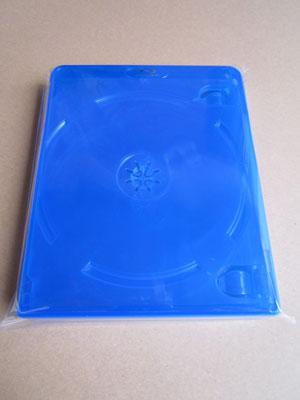 100 Schutzhüllen für Amaray Blu Ray für 4,5 oder 6 Disc