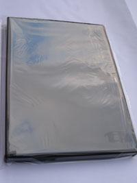 100 Schutzhüllen für DVD Hülle