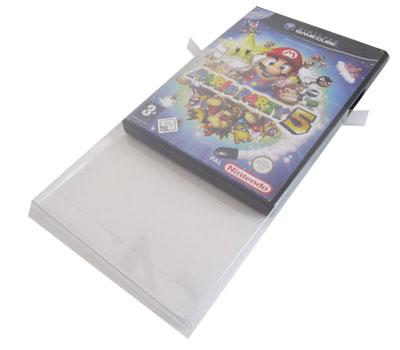 5 x Nintendo Gamecube Schutzhüllen