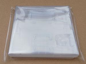 100 Schutzhüllen für Nindento DS
