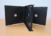 Playstation 1 Ersatzhülle für 2 Disc Originalmaße