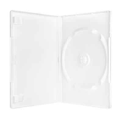 Wii Ersatzhülle Weiß mit Wii Logo