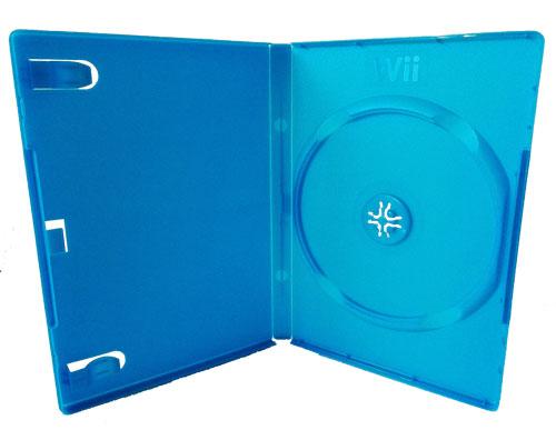 Wii U Ersatzhülle mit Wii Logo
